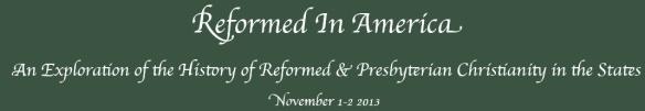 ReformedinAmerica